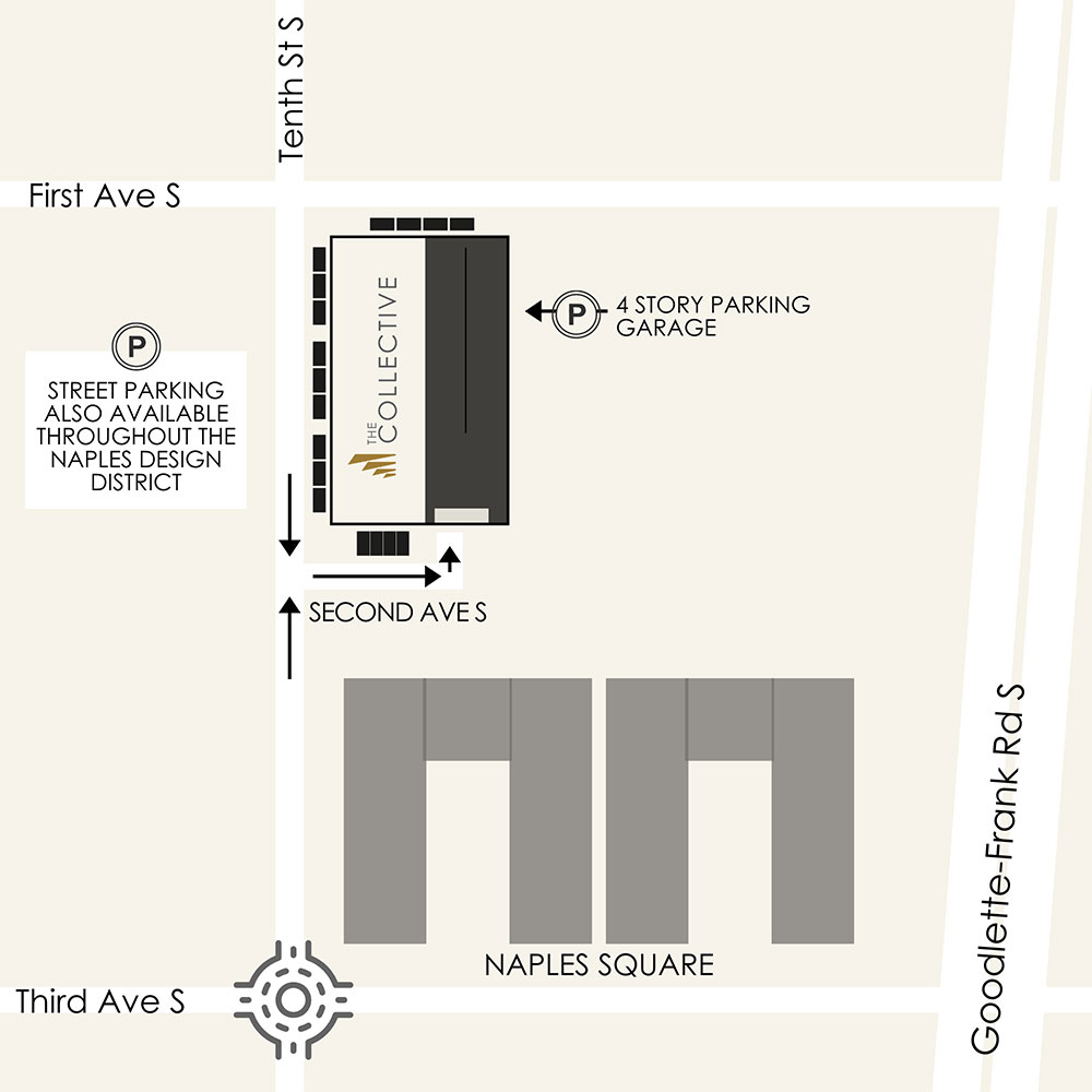 The Collective Parking Map